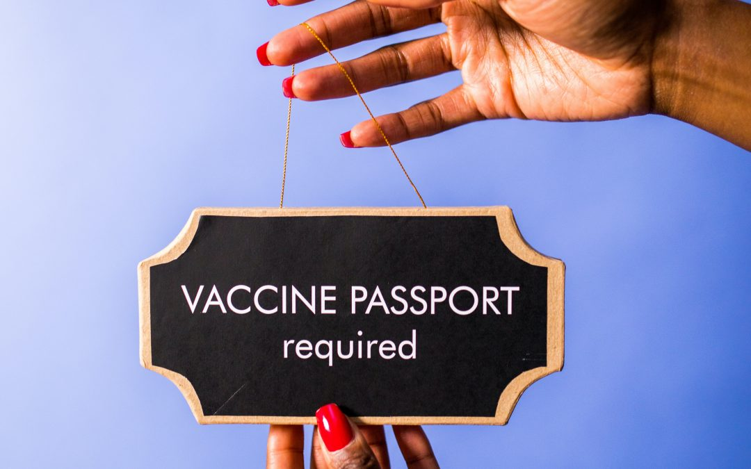 No, Vaccine Passports Are Not 'Libertarian'