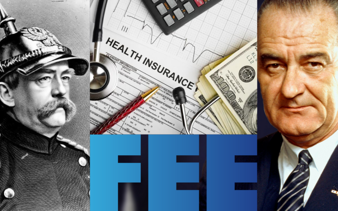 How the Government Created the Healthcare Crisis. FEE, David Dorn, & Keith Knight