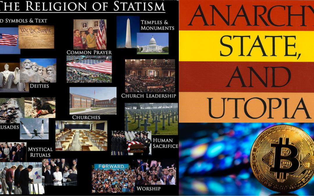 Statism, Philosophy, Propaganda, and Bitcoin. Bird Archist & Keith Knight