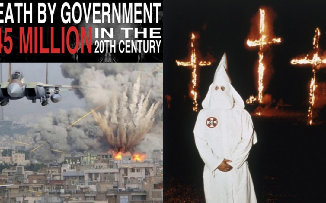 Dear Cenk Uygur, Supporting Government is Worse Than Supporting the Ku Klux Klan