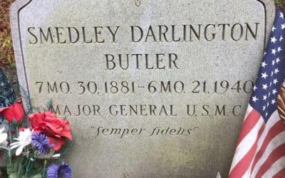 Happy 140th Birthday, Smedley Butler