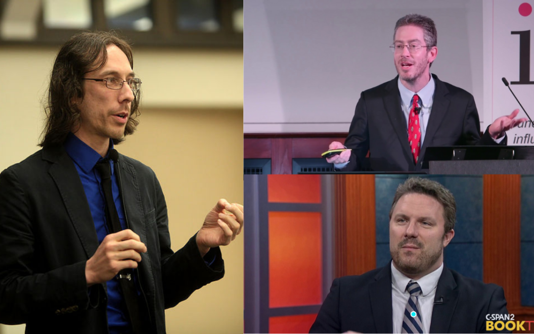 Three BRILLIANT Professors Explain What They Learned From Each Other