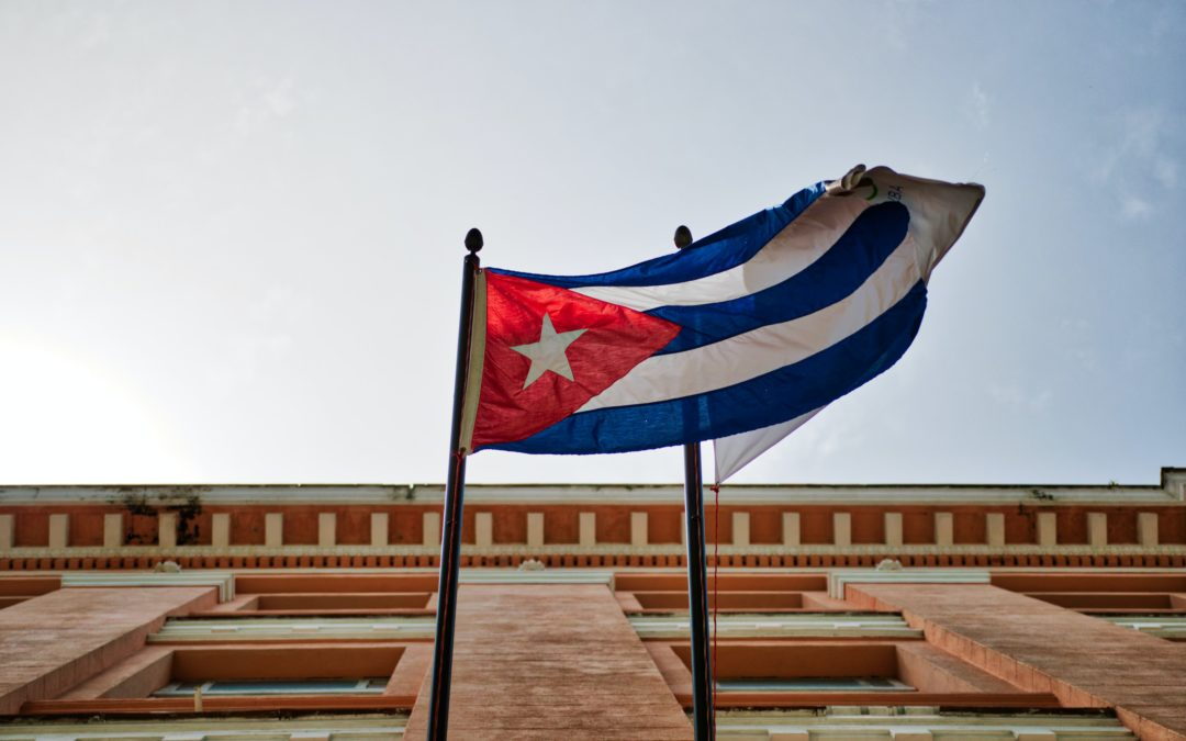 U.S. State Department Searching for Ways to 'Support' Cuban Protestors