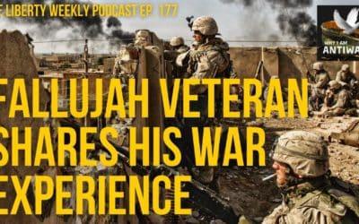 Fallujah Veteran Shares His War Experience Ep. 177 (Scott's Story Part I)