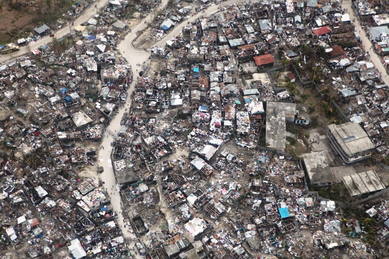 U.S. Deploys Marines to Haiti Under Guise of 'Disaster Relief'