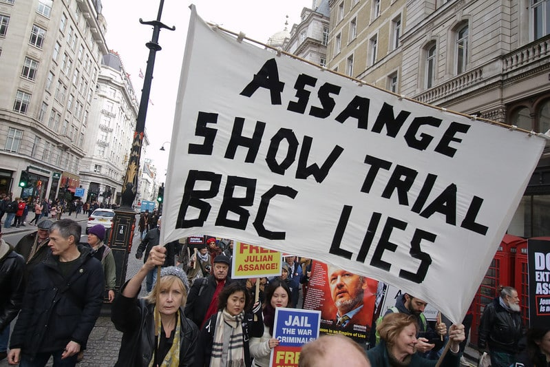 Throttling the Truth: Why the Case of Julian Assange Is More Important Than Ever