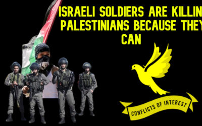 Conflicts of Interest #143: Corporate Press Covers for Israel as It Murders Palestinians By Choice