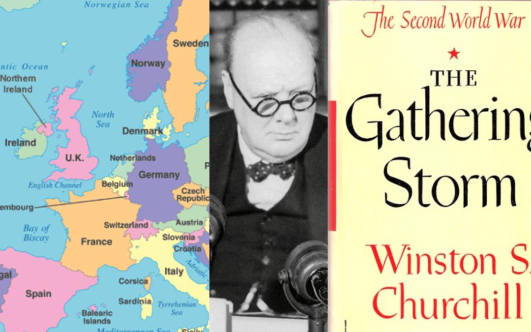 Churchill's Machiavellian Move That Made Him Prime Minister