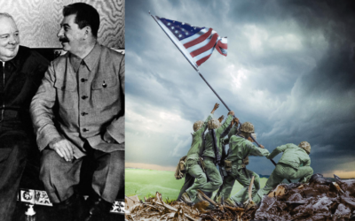 Debunking the Official WWII Narrative. David Swanson & Keith Knight