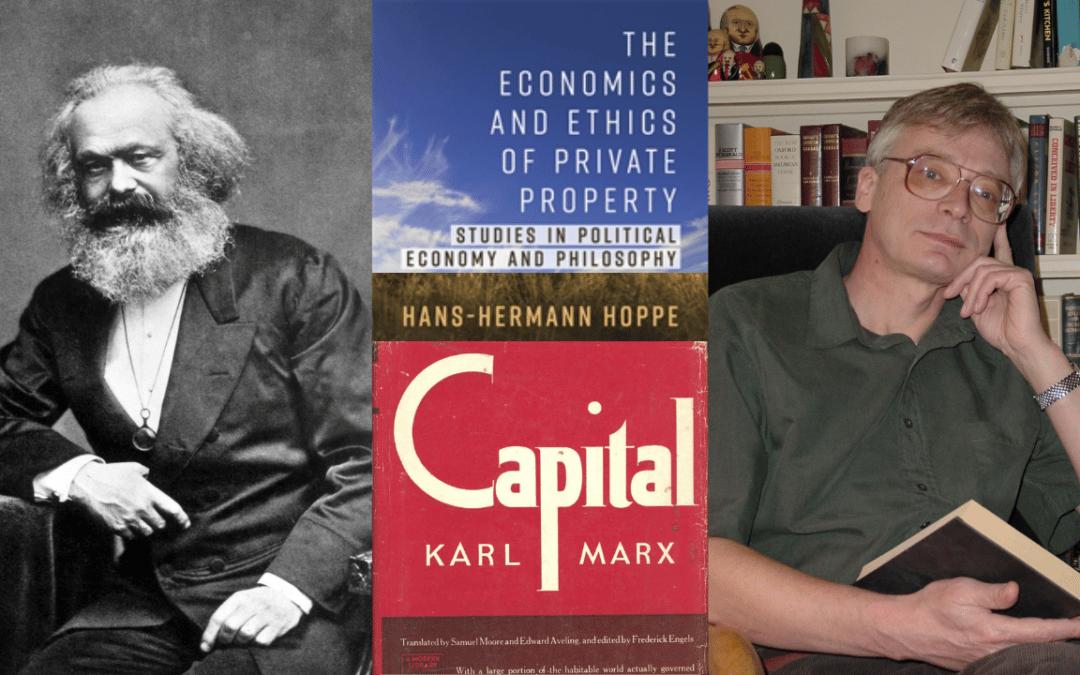 EXPLOITATION DEBATE – Marxism v. Libertarianism
