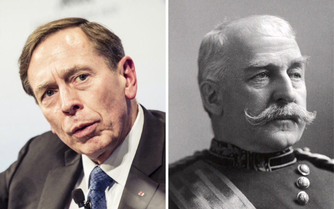 'Newspaper Generals': The Shared Legacy of David Petraeus and Nelson Miles