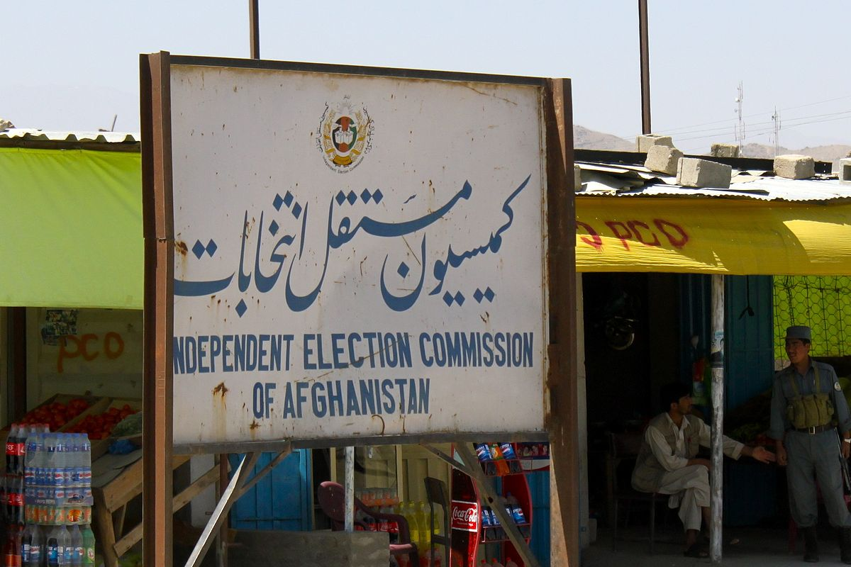 independent election commission of afghanistan