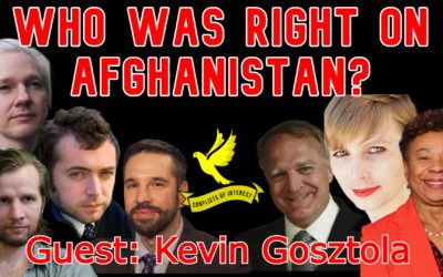 COI #159: The People Who Were Right About Afghanistan