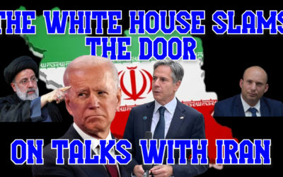 COI #160: White House Slams the Door on Diplomacy with Iran