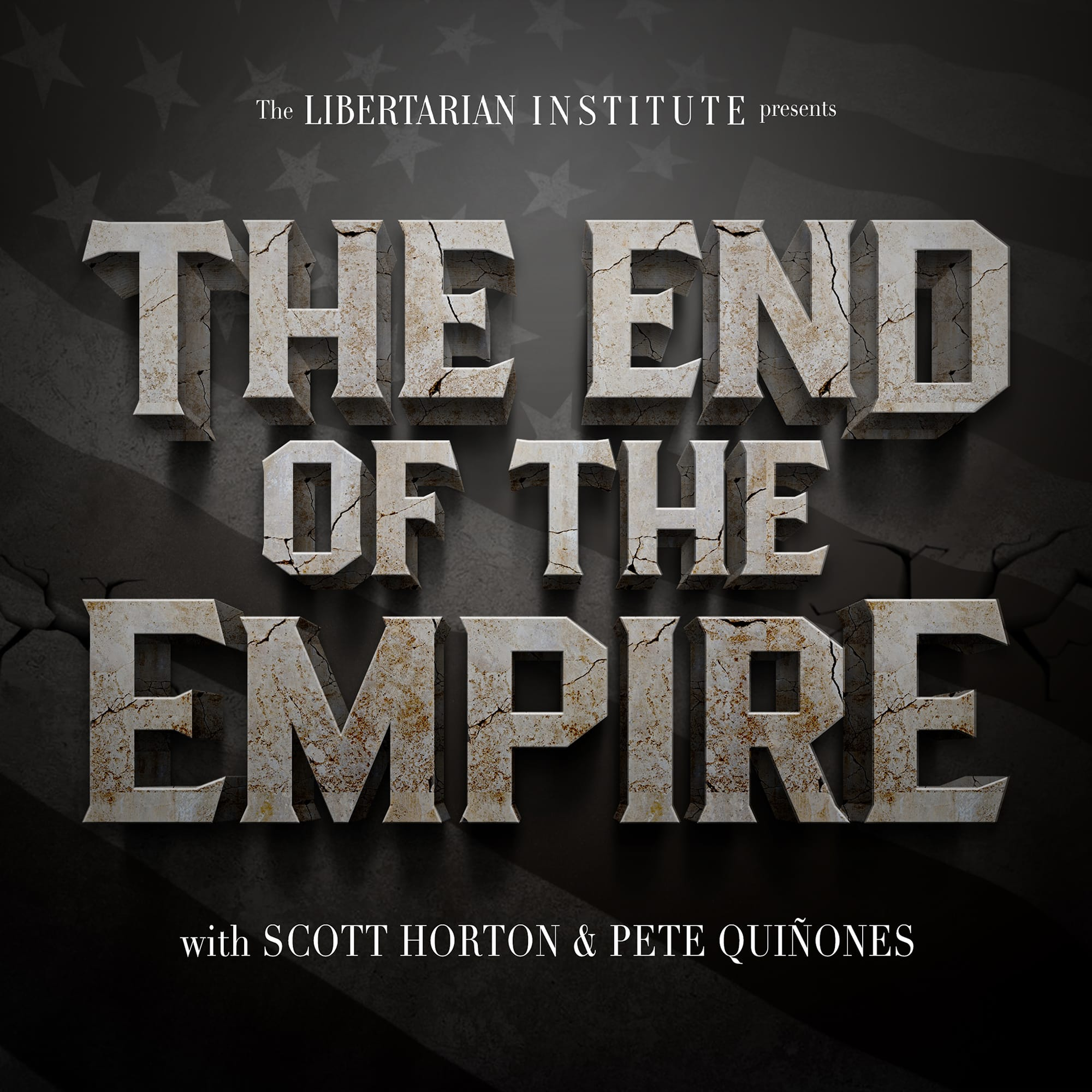 end of the empire podcast cover