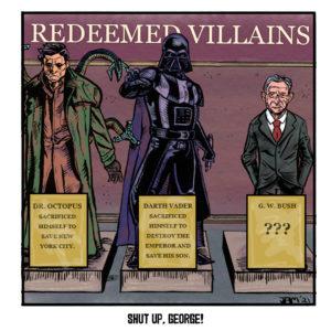 villains finished