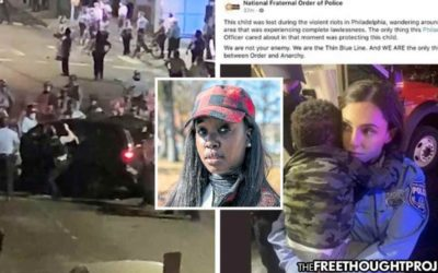 Mom Swarmed By Police, Beaten, and Her Child Kidnapped For Social Media Credit
