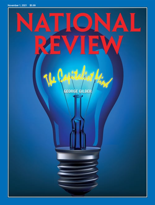 National Review Is a Poisonously Stupid Rag