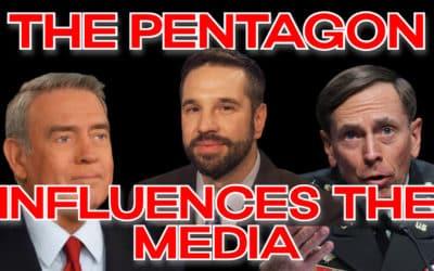 COI #171: How the Pentagon Influences Corporate Media