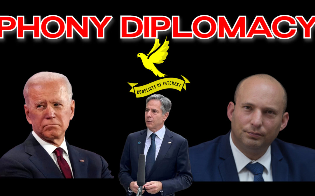 COI #175: Is Antony Blinken Pushing Phony Diplomacy?