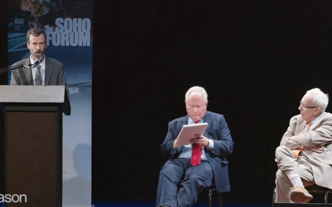 Against Intervention and Regime Change: A Debate With Bill Kristol